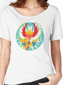 Ho-oh - 2nd Gen Women's Relaxed Fit T-Shirt
