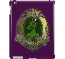 The Lusty Argonian Maid iPad Case/Skin