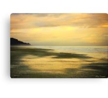 Soft Morning Hues © Canvas Print