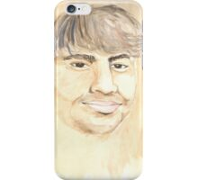happy Indian man iPhone Case/Skin
