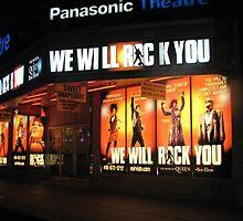 We Will Rock You  by Greta  McLaughlin