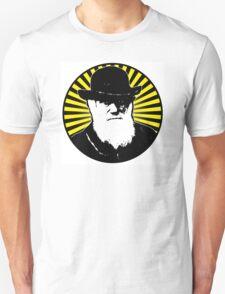 Charles Darwin starburst T-Shirt