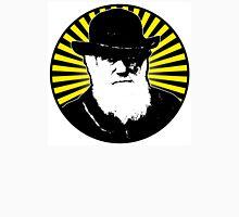 Charles Darwin starburst Unisex T-Shirt