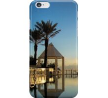 Infinity Pool iPhone Case/Skin