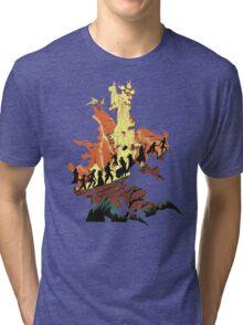 UNFINISHED RUIN Tri-blend T-Shirt