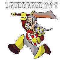 Leeeeeroy Jenkins by RBTOENESSX