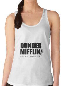 Dunder Mifflin, Inc Paper Company Women's Tank Top