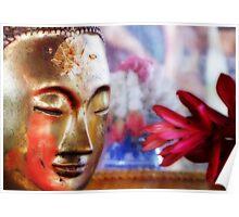 Soft Buddha Poster