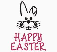 Happy easter Bunny by Designzz