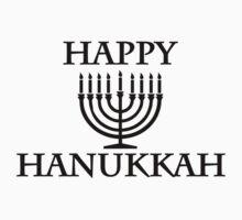 Happy Chanukkah Kids Clothes