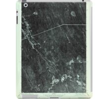 Maine USGS Historical Map Amity SW 806456 1975 24000 iPad Case/Skin