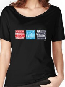 Cluck-Cluck! - The best in town Women's Relaxed Fit T-Shirt