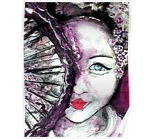 Geisha - Water Soul Poster