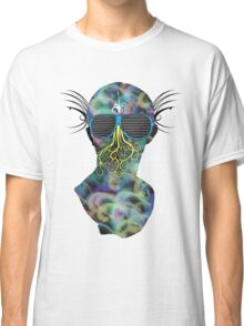 Colorful Alien Classic T-Shirt