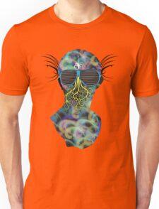 Colorful Alien Unisex T-Shirt