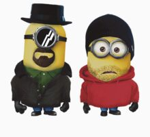 Minions Walter & Jesse Breaking Bad Kids Clothes