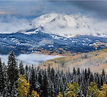 Crested Butte Autumn by Gary Gray