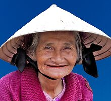 Smile Of Vietnam by phil decocco
