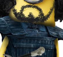 Minion Jon Snow Sticker