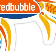 RedBubble Sticker