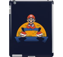 Plumber Split iPad Case/Skin