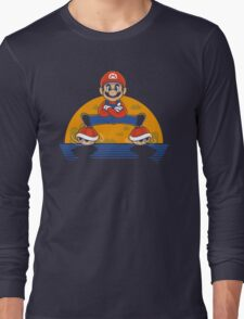 Plumber Split Long Sleeve T-Shirt