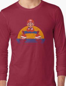 Plumber Split Long Sleeve T-Shirt
