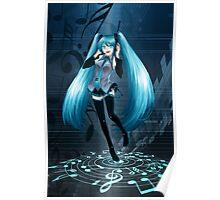 Vocaloid Hatsune Miku Poster