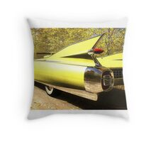 Autumn Caddy Throw Pillow