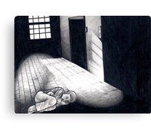 Cold, Dark Shadows Canvas Print