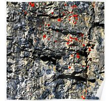 Stone & Sulphur Poster