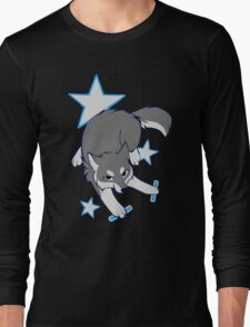 Party Wolf Long Sleeve T-Shirt