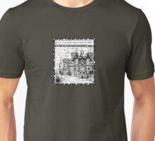 underwater castle Unisex T-Shirt