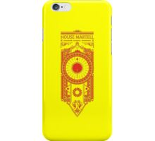 House Martell iPhone Case/Skin