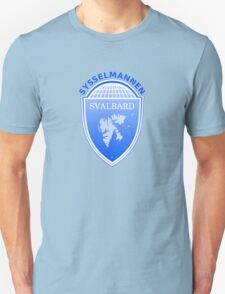 Coat of Arms of Svalbard  Unisex T-Shirt