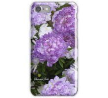 Everlastings ~ Purple Strawflowers iPhone Case/Skin