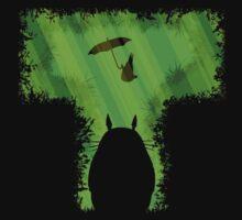 T for Totoro by SxedioStudio
