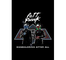 Fett Punk Photographic Print