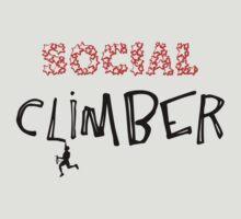 Social Climber by TeeArt