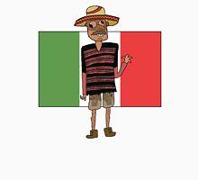 Mexican Cartoon Unisex T-Shirt