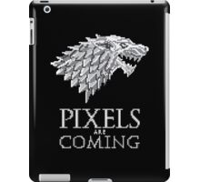 Pixels are Coming iPad Case/Skin