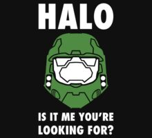 Halo is it me you're looking for? Kids Clothes