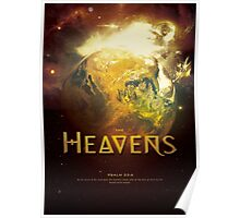 The Heavens Poster