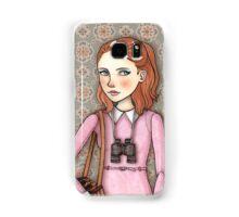Suzy from Moonrise Kingdom Samsung Galaxy Case/Skin