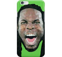 Richard Sherman - Green Ranger iPhone Case/Skin