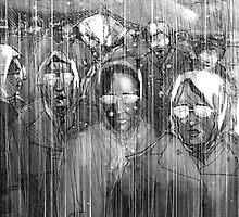 Rain III by Mauricio Pommella