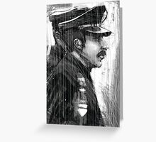 Cops  Greeting Card