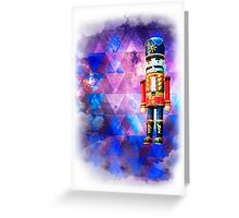 Tin Soldiers Greeting Card