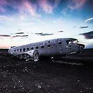 the plane by JorunnSjofn Gudlaugsdottir