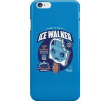 Ice Walker iPhone Case/Skin